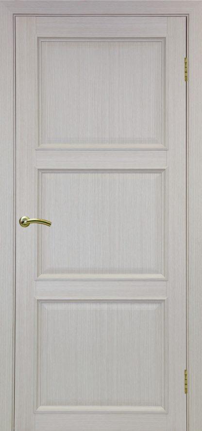 Фото Дверное полотно Тоскана 630.111 Цвет беленый дуб