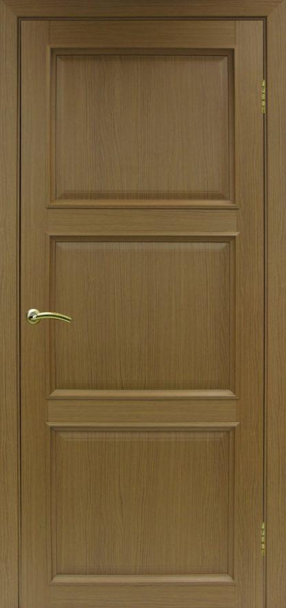 Фото Дверное полотно Тоскана 630.111 Цвет орех классик