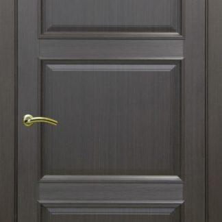 Фото Дверное полотно Тоскана 630.111 Цвет венге