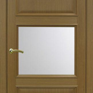 Фото Дверное полотно Тоскана 630.121 Цвет орех классик