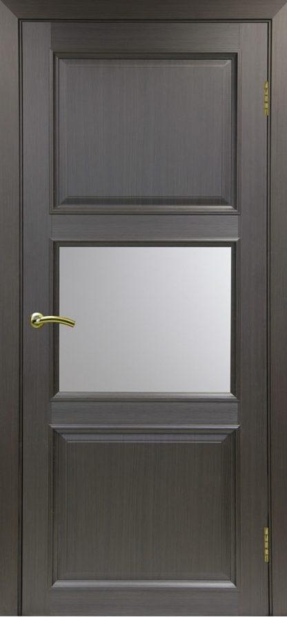 Фото Дверное полотно Тоскана 630.121 Цвет венге