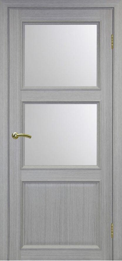 Фото Дверное полотно Тоскана 630.221 Цвет серый дуб