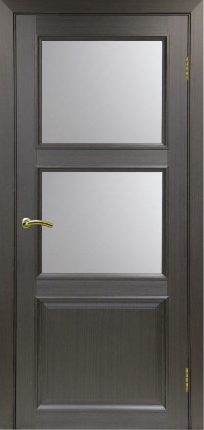 Фото Дверное полотно Тоскана 630.221 Цвет венге