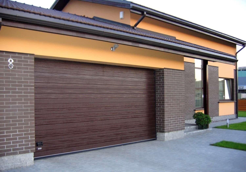 Рольставни, рольворота и гаражные секционные ворота