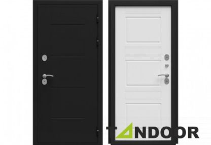 Фото Дверь входная металлическая «Аляска» термо