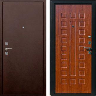 Фото Дверь входная металлическая «Йола» внутреннее открывание