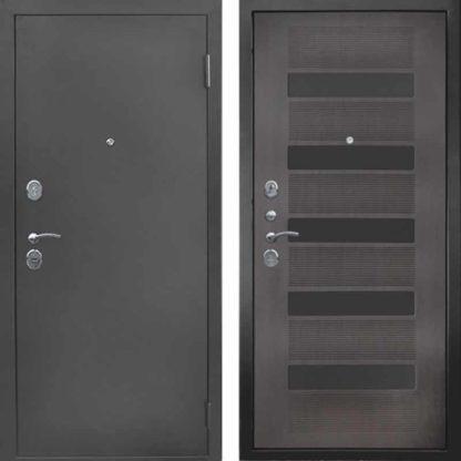 Фото Дверь входная металлическая «Оникс» венге