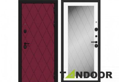 Фото Дверь входная металлическая «Барокко» Марсал