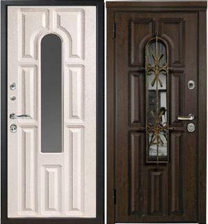 Фото Дверь входная металлическая «Сорренто MAX» Securemme