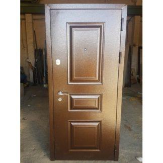 Фото Дверь входная металлическая уличная «Классика»