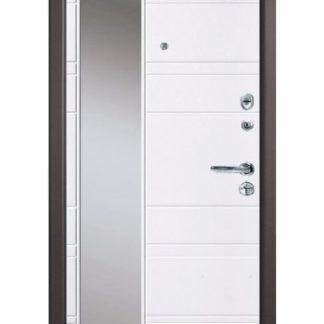Фото Дверь входная металлическая «Сити Зеркало» Securemme