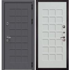 Фото Дверь входная металлическая «Викториан» Роял вуд графит