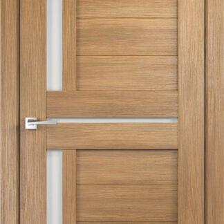 Фото Дверное полотно Duplex 3 Дуб золотой Мателюкс