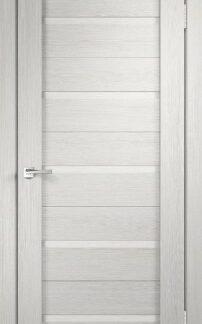 Фото Дверное полотно Duplex глухое Дуб белый